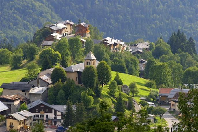 Champagny en Vanoise Ski Champagny-en-vanoise